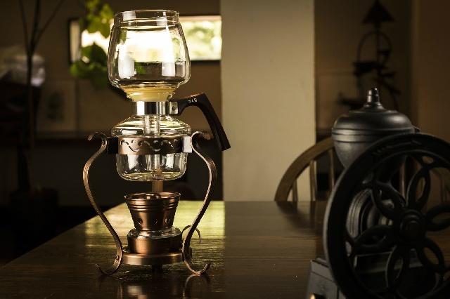 美味しいコーヒーの基礎学【サイフォン編】