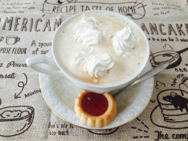 クッキー&アイスクリームコーヒーの作り方【フレーバーコーヒーのレシピ】