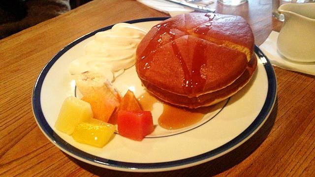 トンボロ_ホットケーキ