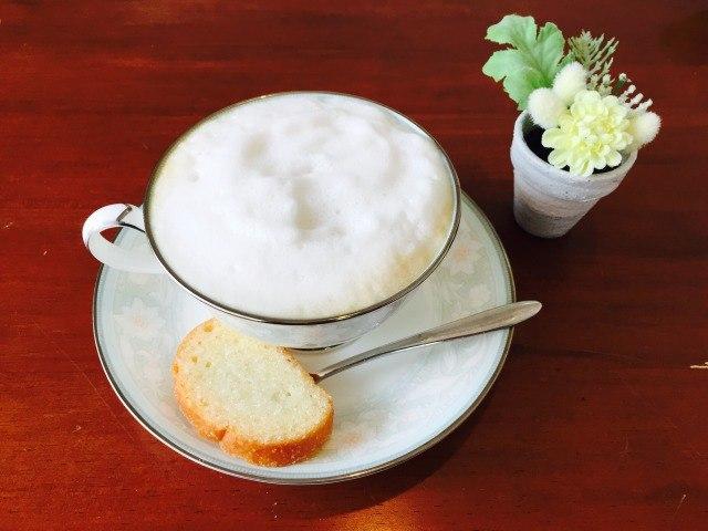 バタースコッチミルクコーヒーの作り方【フレーバーコーヒーのレシピ】