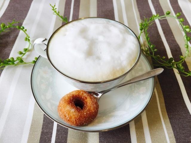 練乳黒糖ミルクコーヒーの作り方【フレーバーコーヒーのレシピ】