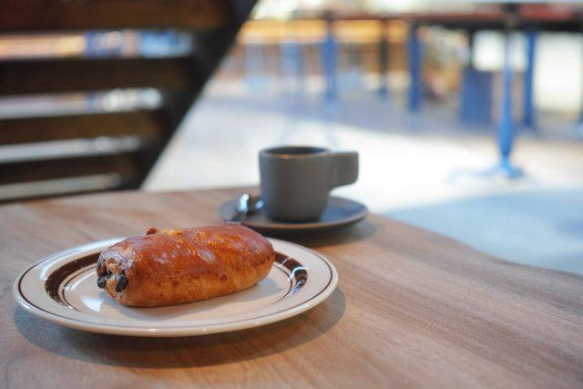 BERTH COFFEE bread