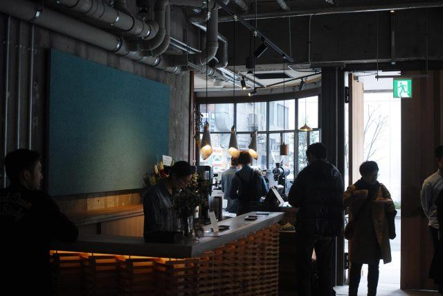 BERTH COFFEE interior1