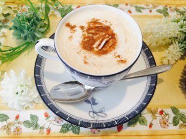 カフェインレスアップルコーヒーの作り方【デカフェのレシピ】