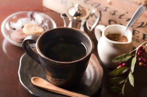 お茶請け ドリップコーヒー カフェ 喫茶店 480x319