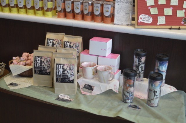 タリーズコーヒー_お江戸さくら祭_限定商品