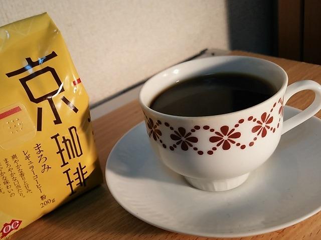 京珈琲 まろみ コーヒー