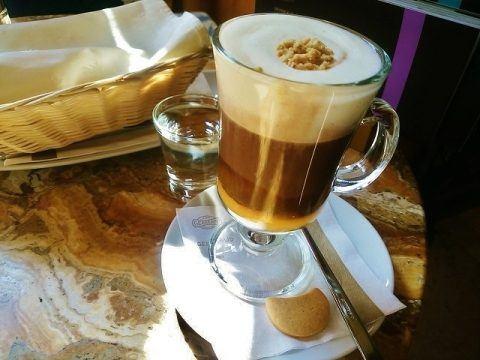 GERBEAUD コーヒー ハンガリー ブダペスト 480x360