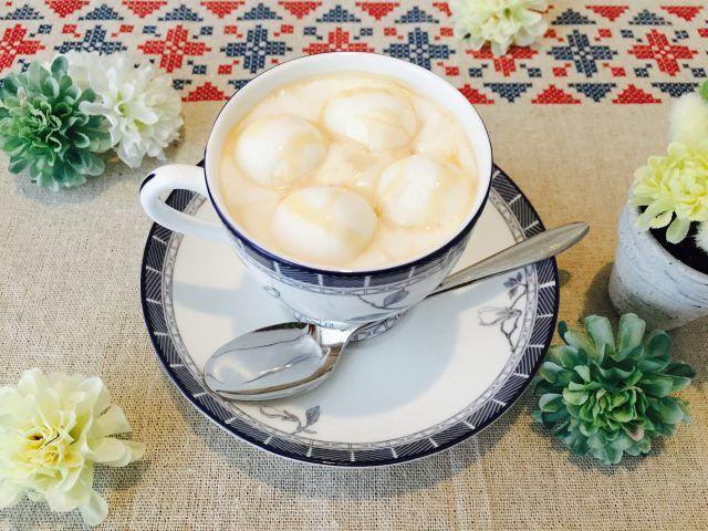 カフェインレスキャラメルコーヒーの作り方【デカフェのレシピ】