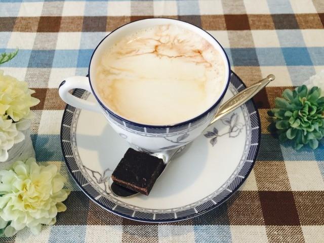 カフェインレスマーマレードコーヒーの作り方【デカフェのレシピ】