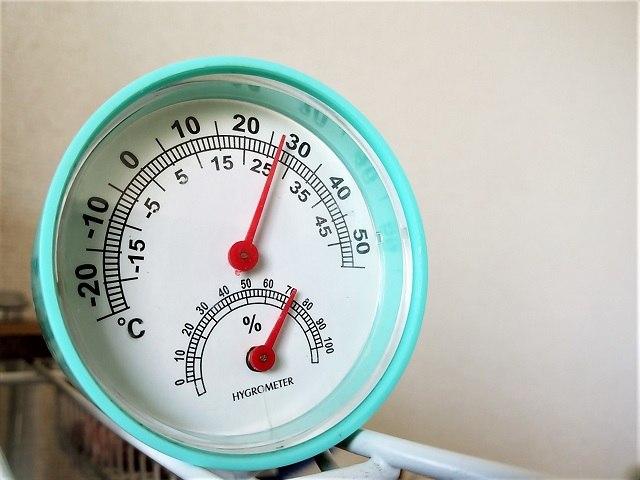 保存方法 温度計