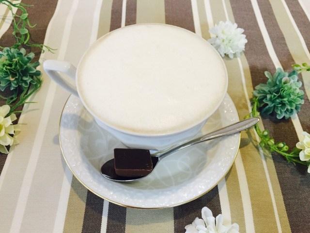 フォームドバターミルクコーヒーの作り方【フォームドミルクのレシピ】