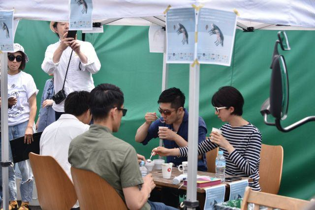 Japan Aeropress Championship judgement1