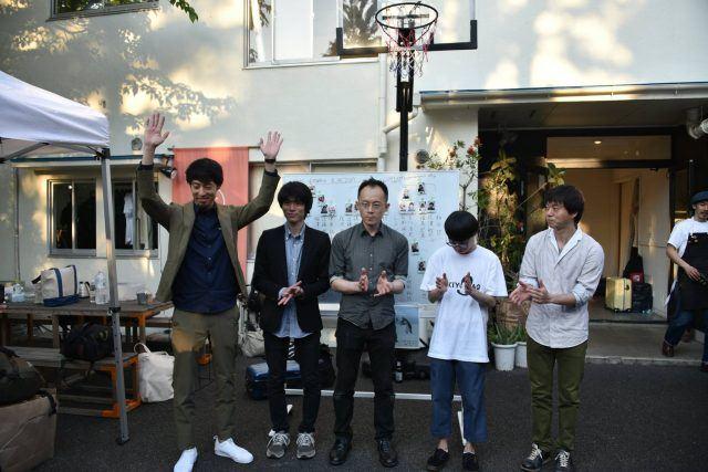 Japan Aeropress Championship winners