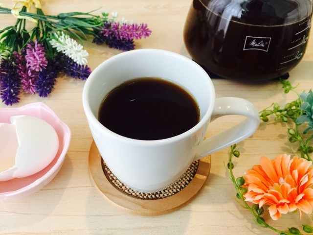たまごコーヒーの作り方【世界の不思議なコーヒーレシピ】
