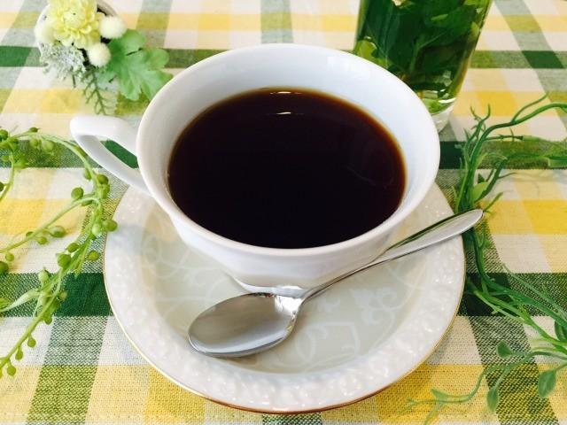 カフェインレスミントコーヒー_完成