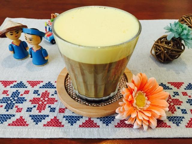 ベトナムエッグコーヒーの作り方【世界の不思議なコーヒーレシピ】