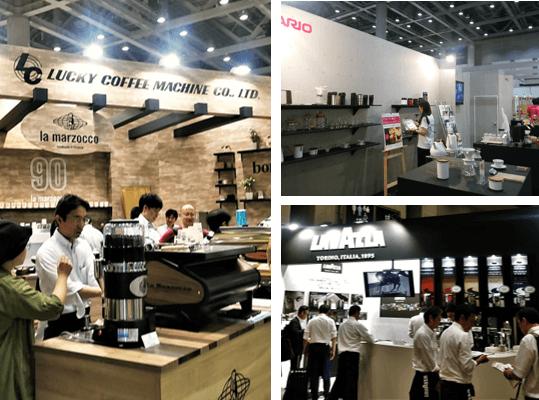 TOKYO CAFE SHOW 器具