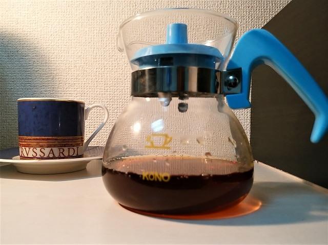 中深煎り コーヒー