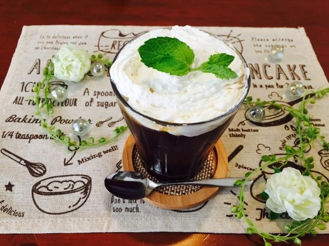 カフェインレスほうじ茶コーヒーの作り方【デカフェのレシピ】