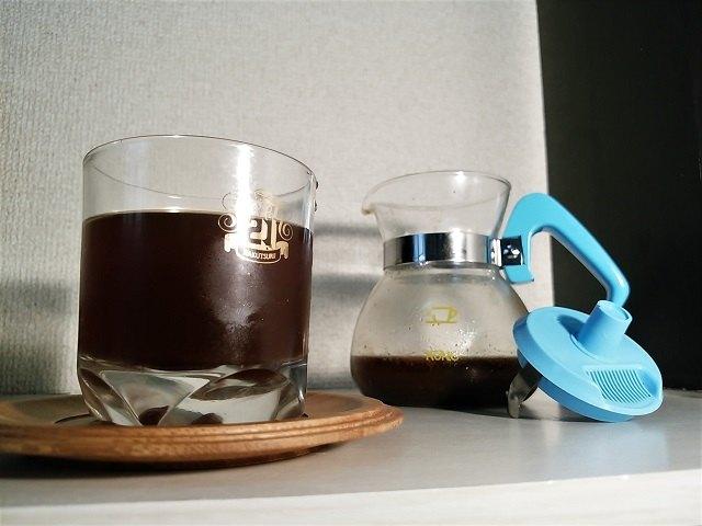 ハワイコナ_アイスコーヒー