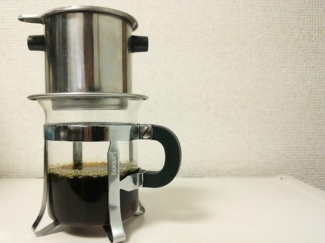 コーヒーの飲み方 ベトナム