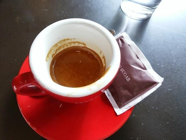 コーヒー事情 エスプレッソ