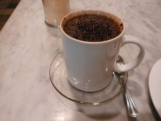 コーヒー事情 トゥブルック