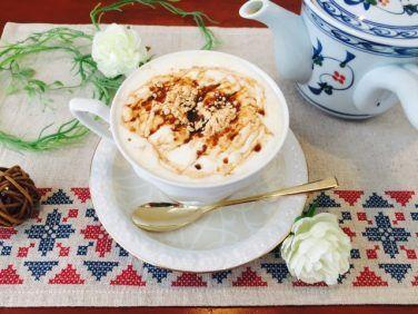 カフェインレスそば茶コーヒーの作り方【デカフェのレシピ】