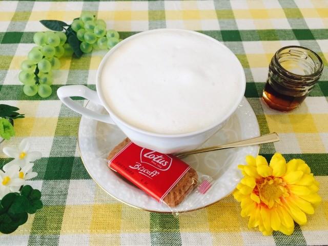 カフェインレスメープルコーヒーの作り方【デカフェのレシピ】