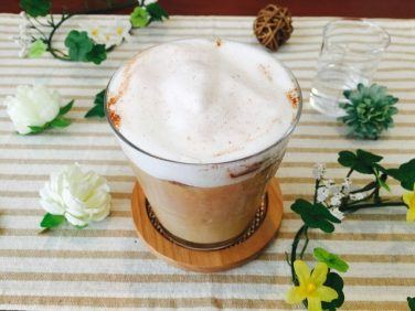 カフェインレス杜仲茶コーヒーの作り方【デカフェのレシピ】