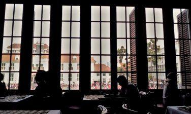 【ジャカルタ】Café Batavia(カフェ・バタヴィア)