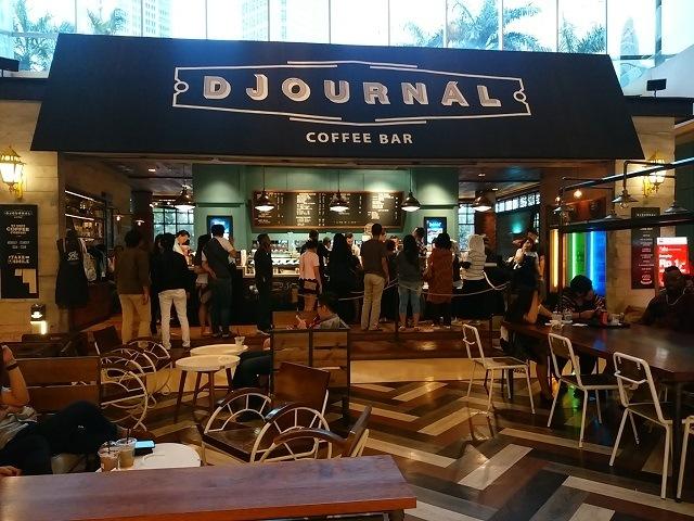 カフェ Djournal1
