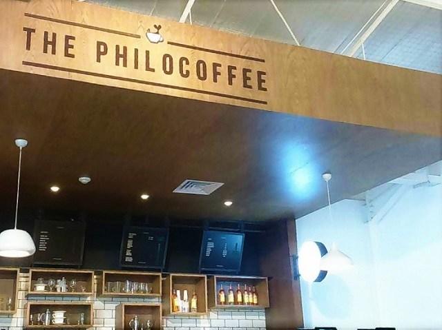 カフェ Philo1