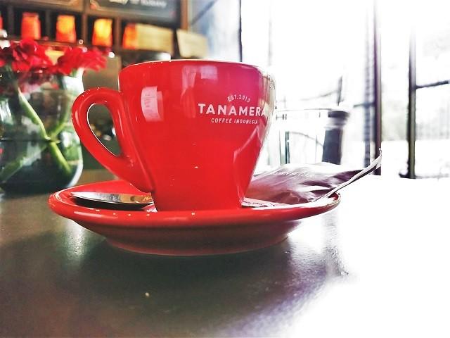 カフェ Tanamera1