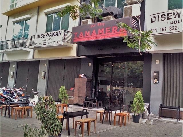 カフェ Tanamera2
