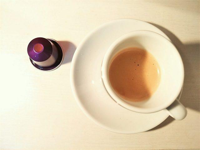 カプセルコーヒー Arpeggio Decafe エスプレッソ