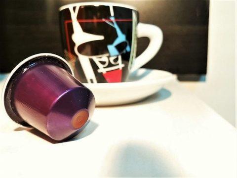 カプセルコーヒー Arpeggio Decafe タイトル 480x360