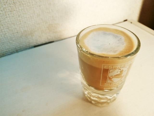 カプセルコーヒー Capriccio ミルク