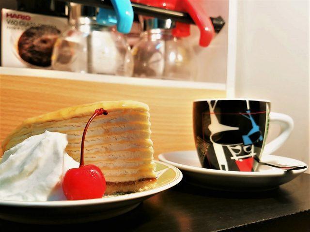 カプセルコーヒー Capriccio ミルフィーユ