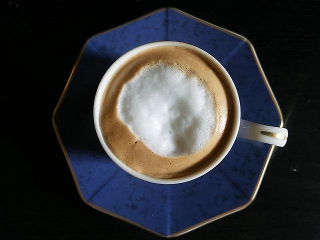 カプセルコーヒー Kazzar ラテ