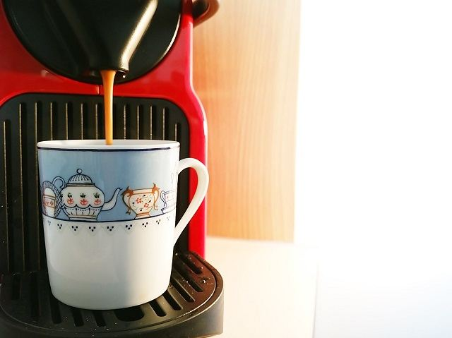 カプセルコーヒー Vanilio エスプレッソ
