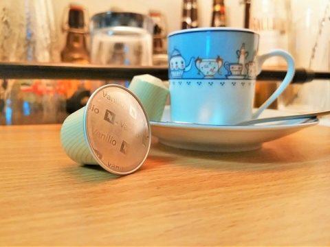 カプセルコーヒー Vanilio タイトル 480x360