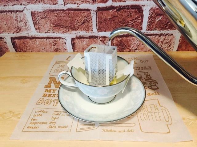 フィンランド コーヒーを淹れる