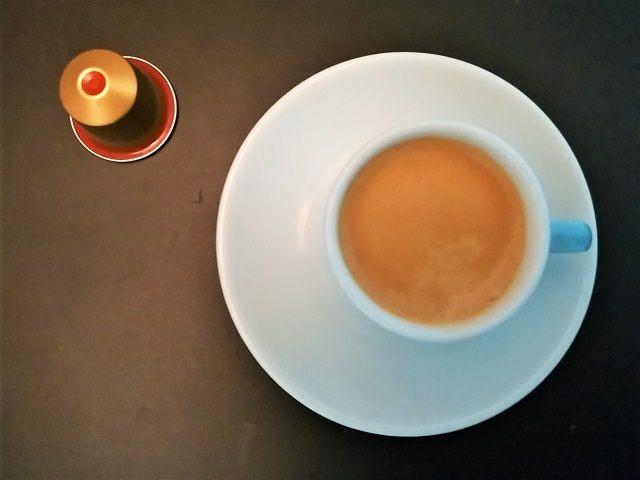 カプセルコーヒー Volluto Decaffe コーヒー