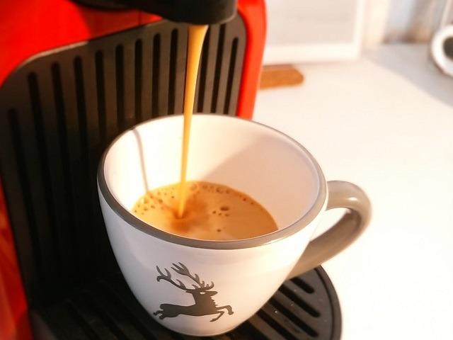 カプセルコーヒー ダルカン ①