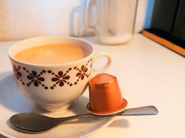 カプセルコーヒー ブケーラ ③