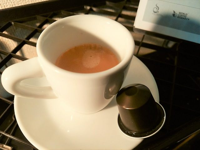 カプセルコーヒー Roma ①
