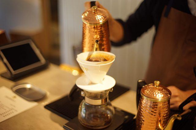Gumtree Coffee Roaster_pourover