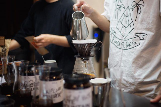 Single O Japan pour over